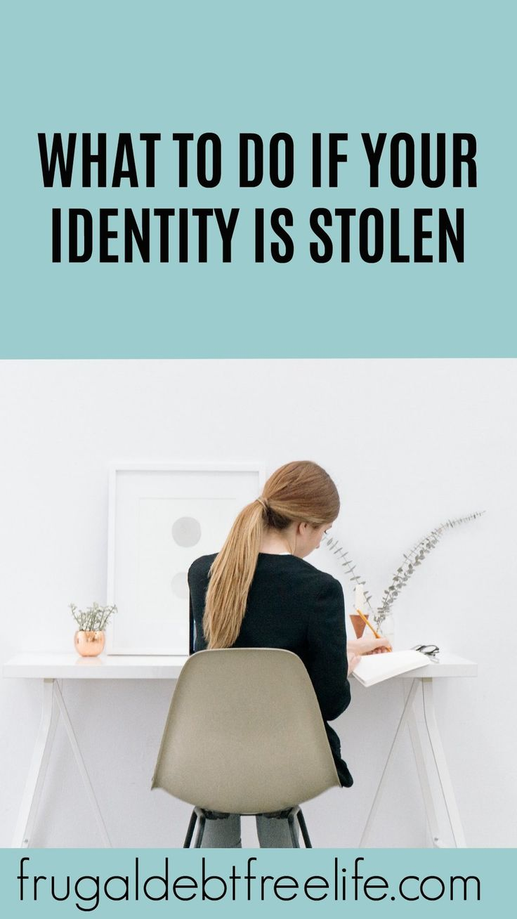 Recently, our family, collectively, had our identity stolen. Our information was compromised recently during a very large system-wide breach. We were not the only family affected. It affected hundreds of people.