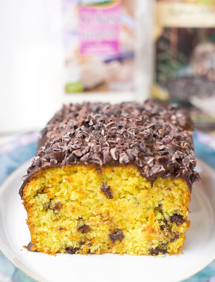 Dieser Orangen Kokos Kuchen ist ein wahrer Genuss und so einfach zu backen! Vegan, soja- und nussfrei, also auch ideal für Allergiker.