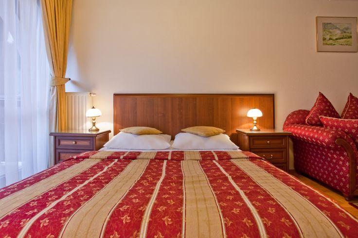 W takim wnętrzu można wypoczywać! :D http://www.hotelklimek.pl/hotelklimekspa/o-nas/pokoje #hotelklimek #muszyna #polska #poland #wakacje #hotel #ferie #zima #relax #goodnight