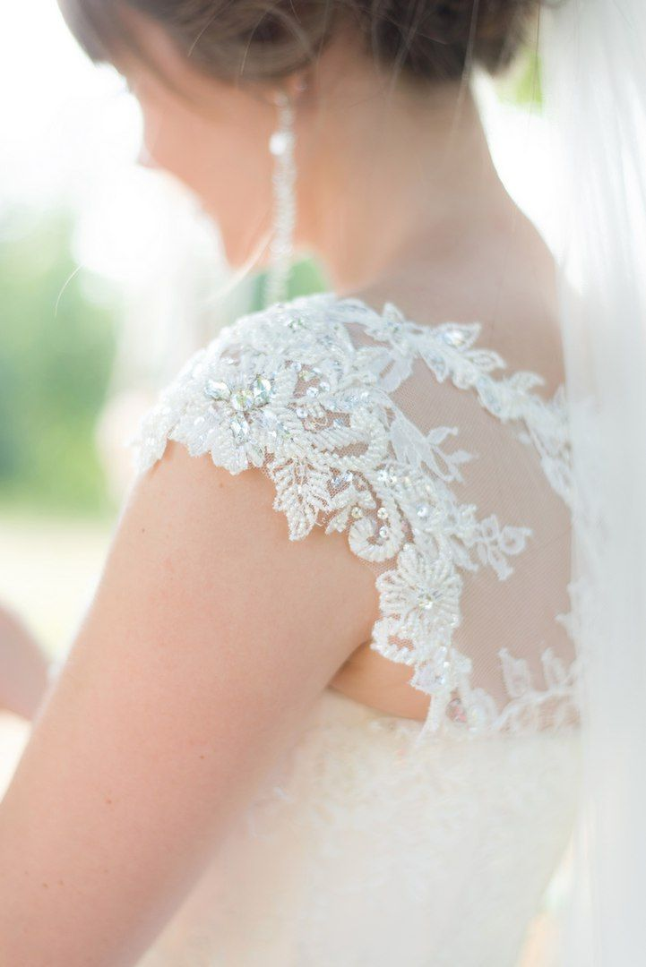 Daria Chesnokova photography. Summer Wedding. Bride. Dress.