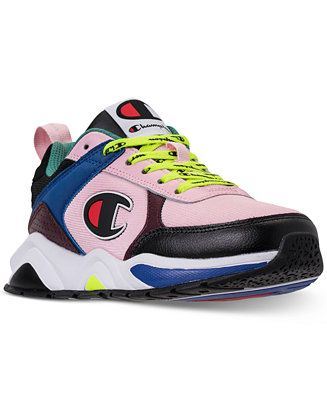43efa86ccdf Champion Boys  93Eighteen Block Athletic Training Sneakers from Finish Line  - Finish Line Athletic Shoes - Kids - Macy s