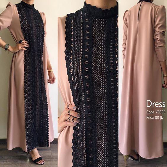 """2,602 Likes, 20 Comments - Ghada shop (@ghada.shop) on Instagram: """"فستان مميز بخامة صيفية عالية الجودة و بإضافات من الكروشية بألوان و قصة بسيطة و فخمة من تصميم غادة…"""""""