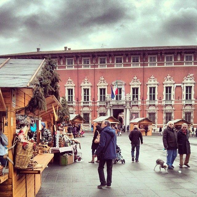weihnachtsmarkt (klein aber fein) in Massa (Italy). © Valentino Liberto
