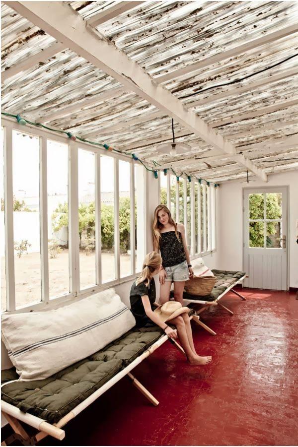 Linea R: Un casa en la Isla d´Yeu. Francia