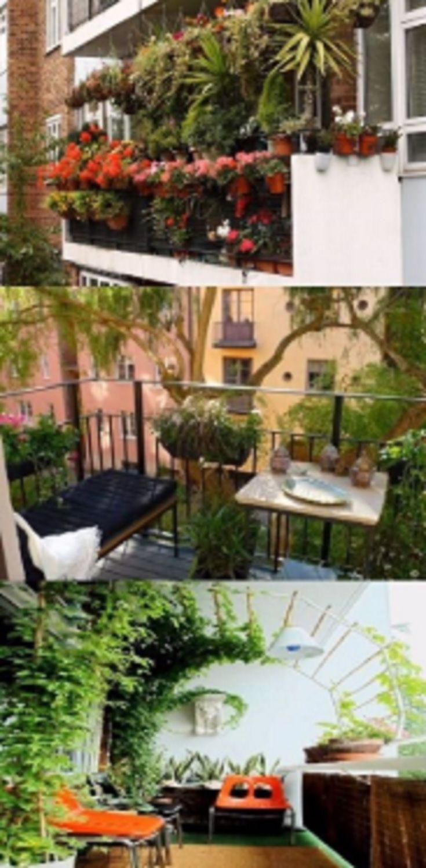 Fascinating Balcony Garden Designs Video Balcony Garden Garden Design Garden Railings