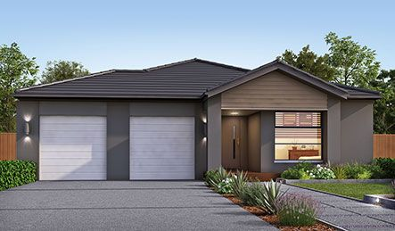 Our Milan Facade. Visit our website for more information on our range of options for your new home.