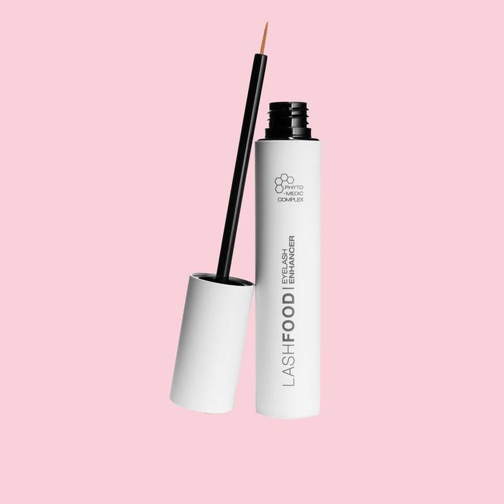 LASHFOOD Phyto-Medic Eyelash Enhancer   - 10 Growth Serums To Try For Fuller and Longer Lashes
