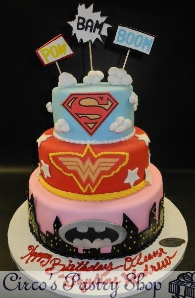 girl superhero cake 20 best images about g s birthday on 4497