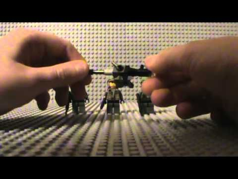 How To Make Lego Halo Marines    Please LIKE,COMMENT, and SUBSCIBE