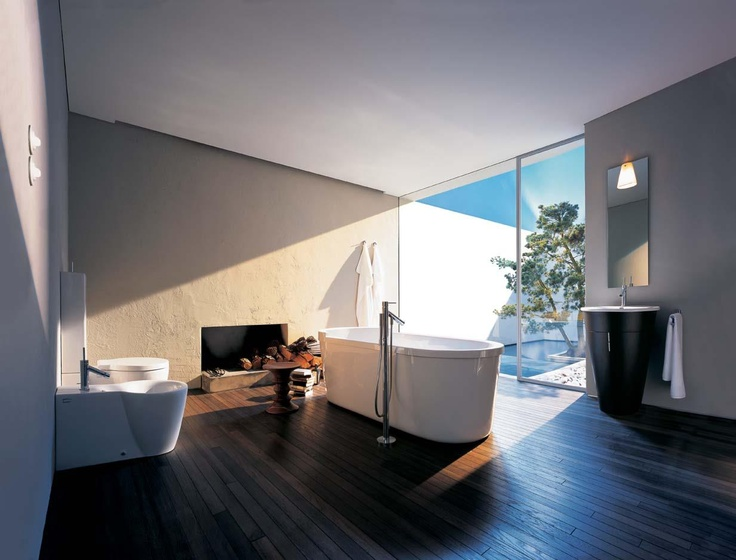 Axor Starck - The aesthetics of minimalism. A timeless bathroom collection that will never go out of fashion. Read more: http://www.hansgrohe-int.com/807.htm