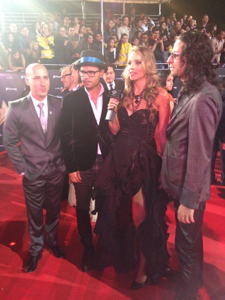 Noche de gala Premios TV y Novelas - Mojito Lite