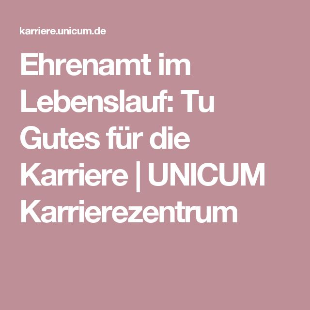 7 best Ehrenamt & Karriere images on Pinterest | Abs, Business and ...