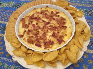 charleston cheese dip