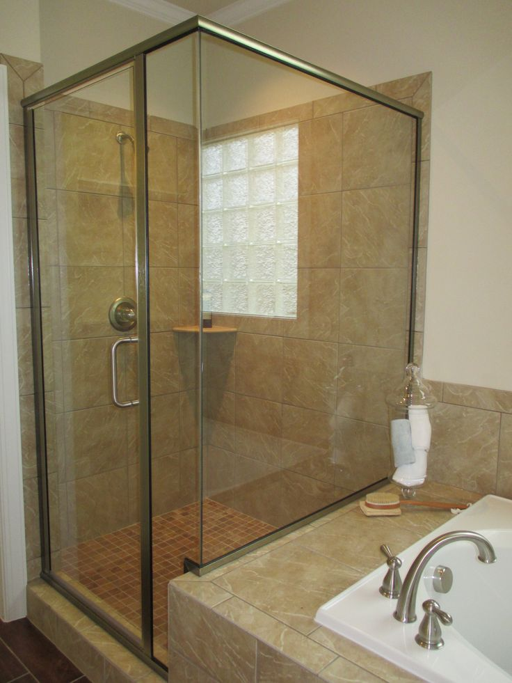 L And L Of Raleigh Built This Master Shower In Heritage WF Lot 1912 1028 Sha