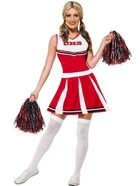 Women's Sexy Cheerleader Costume
