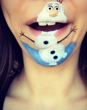 olaf-fantasia-de-ultima-hora_mais-de-50-ideias-para-pintura-facial-infantil