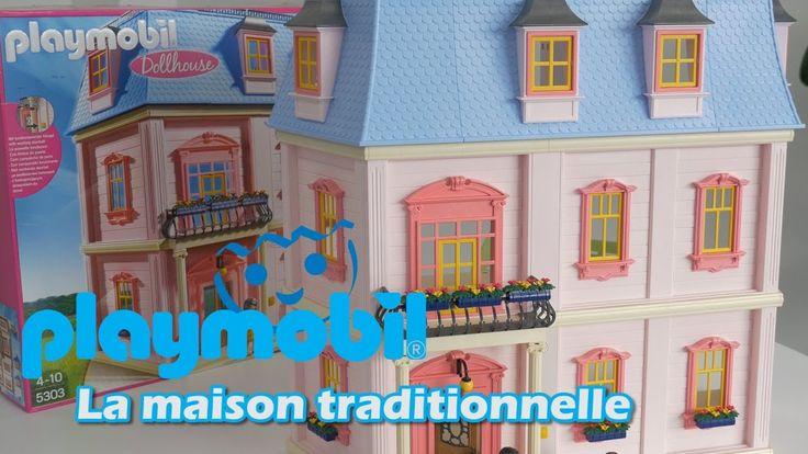 Playmobil Dollhouse (5303) - Construction de la maison traditionnelle