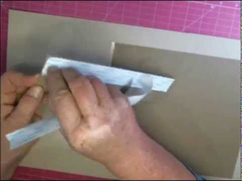 Hi, here is the complete video of how I make my Hingeless Water Fall mini albums. This is the same way I made the pages in my Rare Oddities album. You will l...