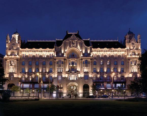 Hotel Deal Checker - Four Seasons Hotel Gresham Palace Budapest