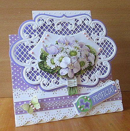 AUGUSTUS 2012 - Marianne Creatables Design Die Handmade Card