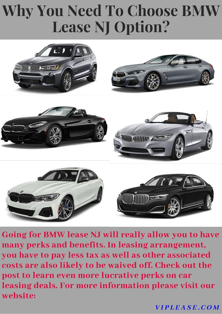 Why You Need To Choose BMW Lease NJ Option? in 2020 Bmw