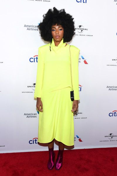 Actor Jessica Williams attends the Universal Music Group's 2018 After Party to celebrate the Grammy Awards presented by American Airlines and Citi at Spring Studios in New York City on January 28, 2018 in New York City.