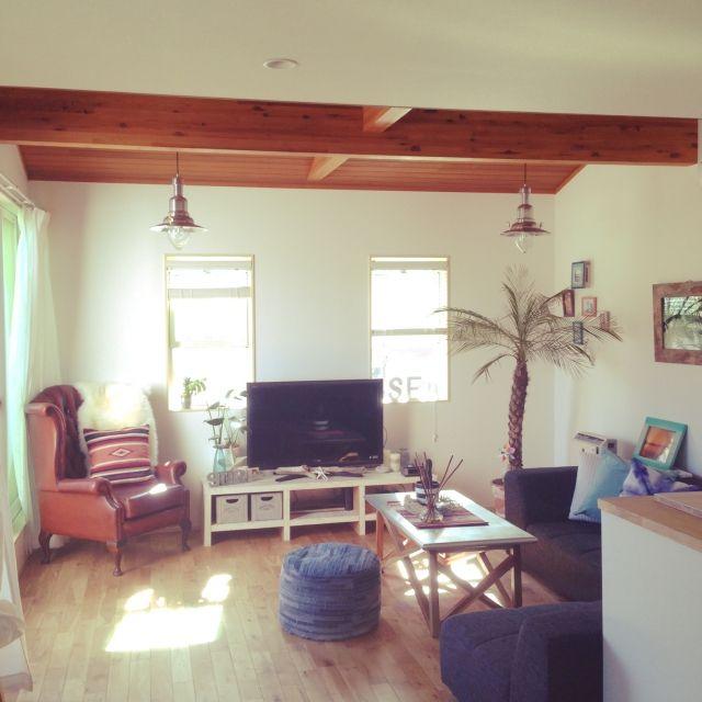 【西海岸インテリア】西海岸インテリアなお部屋をつくるアイディア事例 | ONEROOM まとめ