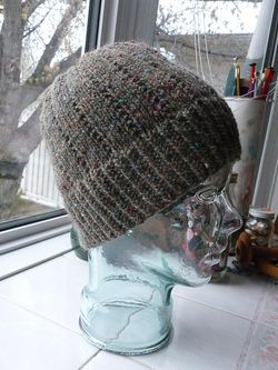 Bankhead - Free Pattern (Great for Men)                                                                                                                                                                                 More