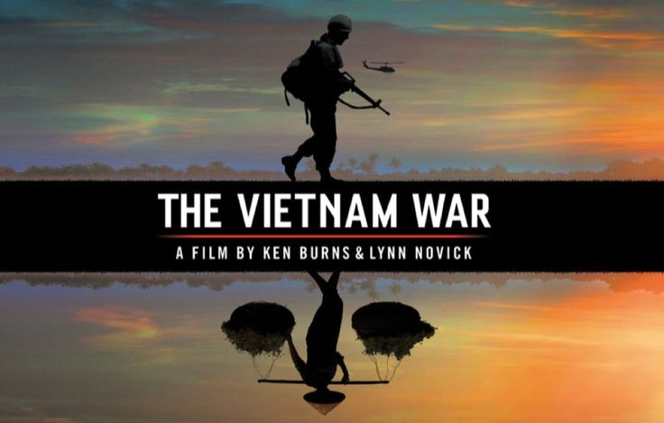 """""""Nobody's Right"""": Latest Ken Burns documentary to explore all sides of the Vietnam War.  Can't wait to see his masterpiece."""