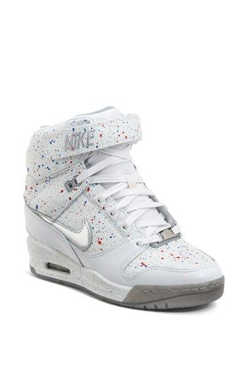 Nike \u0026#39;Air Revolution Sky Hi\u0026#39; Hidden Wedge Sneaker (Women) | Nordstrom