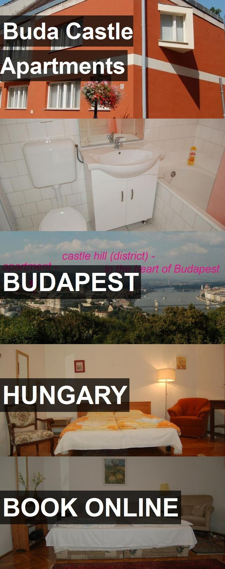 Hotel Buda Castle Apartments in Budapest, Hungary. For more information, photos, reviews and best prices please follow the link. #Hungary #Budapest #BudaCastleApartments #hotel #travel #vacation
