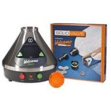 Volcano Digital Vaporizer W/ Free Grinder