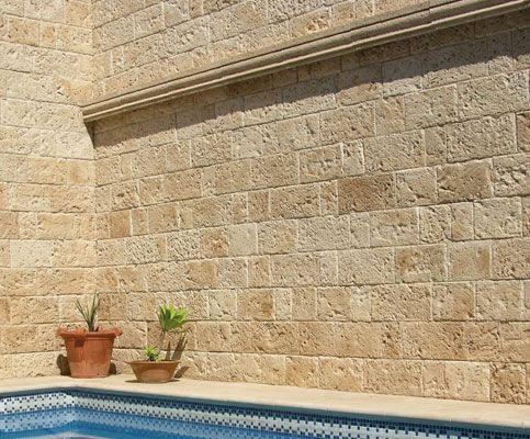 Mejores 89 im genes de revestimientos aspecto piedra - Mejor revestimiento para fachadas ...