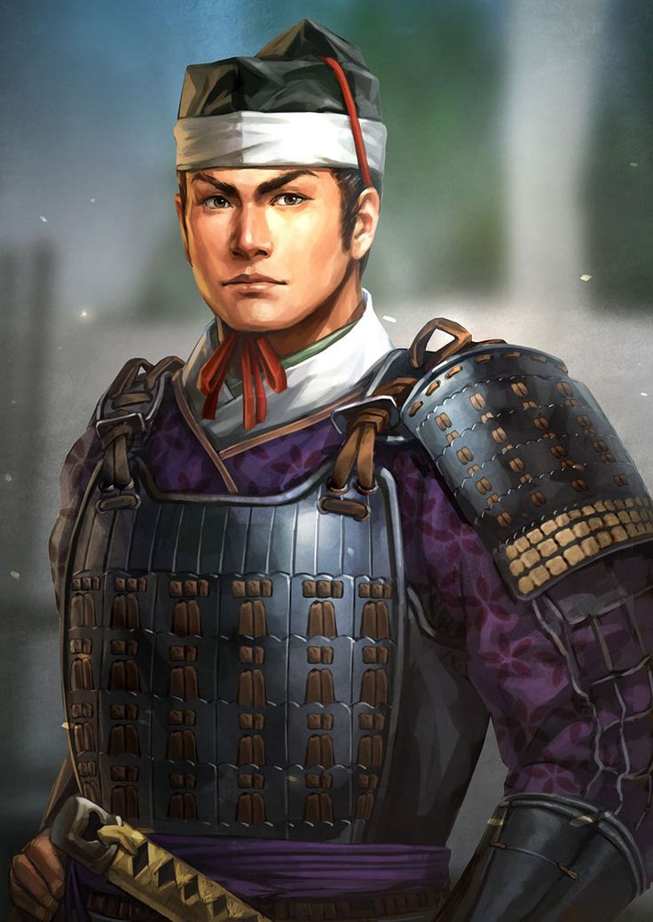 Young Tokugawa Ieyasu (1543-1616). He was the founder and first Shogun of the Tokugawa Shogunate of Japan, which virtually ruled Japan from the Battle of Sekigahara in 1600 until the Meiji Restoration in 1868.