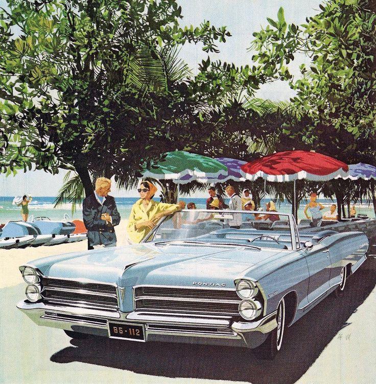 1965 Pontiac Catalina Convertible - 'Ocho Rios': Art Fitzpatrick and Van Kaufman