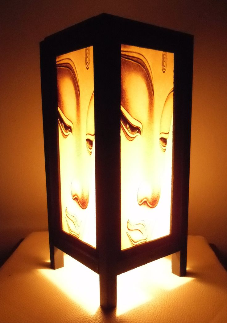 Thai Vintage Handmade Asian Oriental Prime Buddha Bedside Table Light or Floor Wood Paper Lamp Shades Home Bedroom Garden Decor Modern Design from Thailand. Indoor decoration light. It is very good for decorate your party, home, shop and Christmas day. Light up your room with the wood lamp. Put it beside bedroom make to romantic and oriental life style. Flower GemStone Product 100% Satisfy guarantee get money back or get replacement by using order ID when contact customer support.