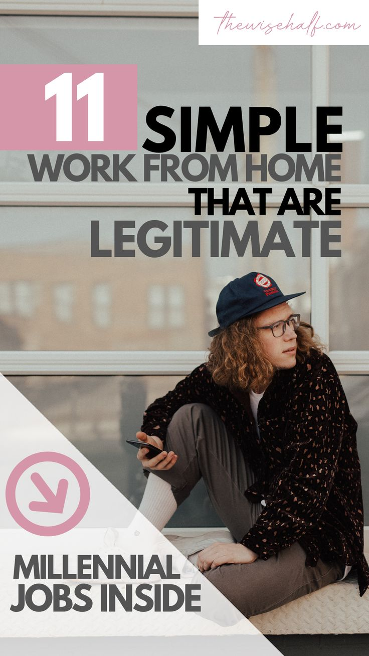 11 Legit Online Jobs That Pay Weekly. Start Working From Home.