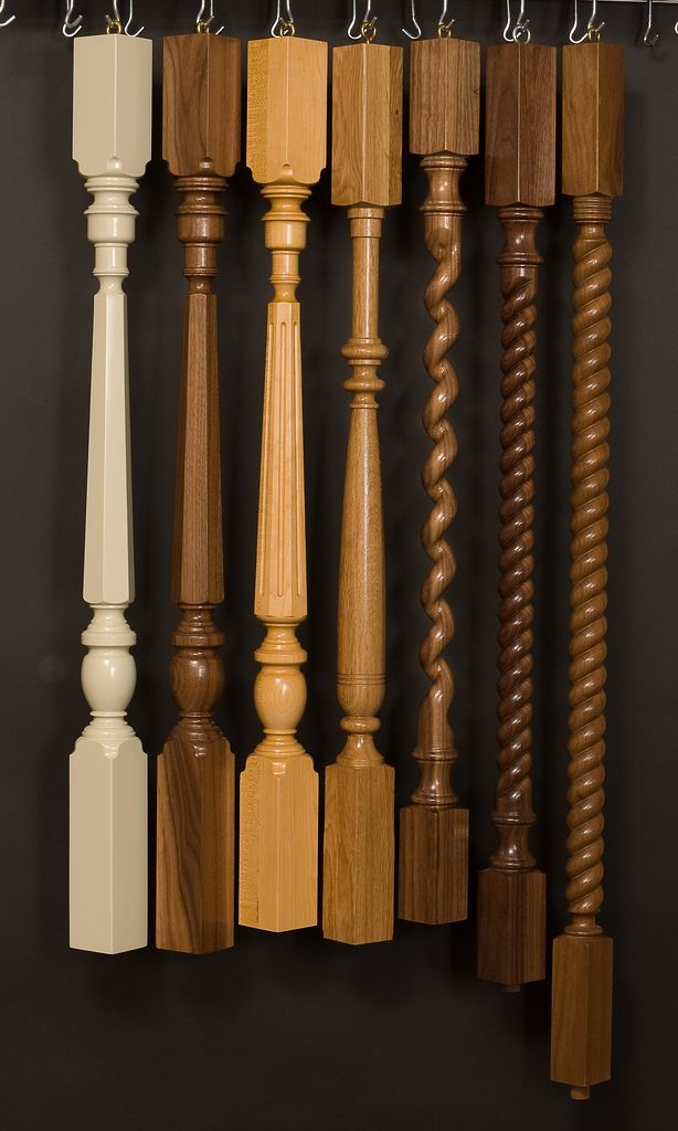 Custom Stair Parts from Glacial Wood in Minnesota | by GlacialWood