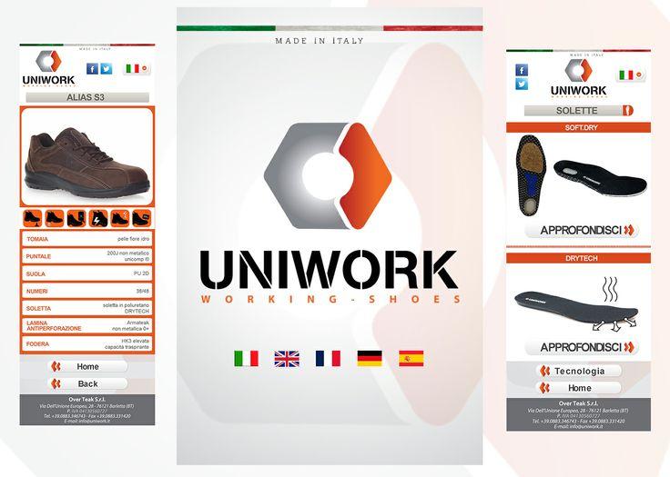 Promozione versione Mobile del sito Uniwork