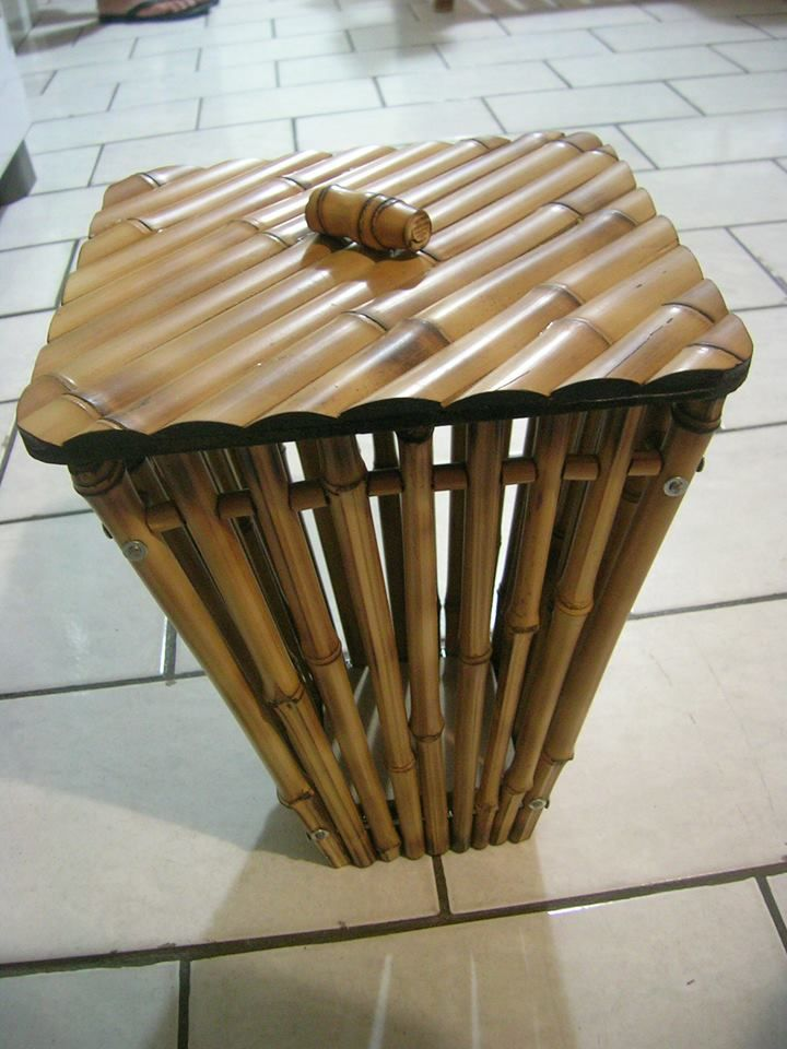 (5) Thalentus - Arte em Bambu