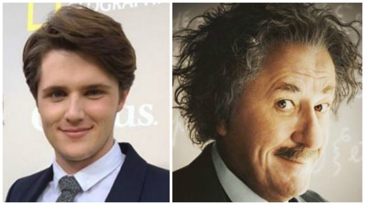 """'He's moved on from the fantasy TV drama """"Game of Thrones"""" to a new series rooted firmly in reality.  Eugene Simon plays Albert Einstein's schizophrenic son, Eduard in the new National Geographic series """"Genius.""""  ' - Jane Metzler  From """"Game of Thrones"""" to """"Genius,"""" Actor Eugene Simon on His New Role:"""