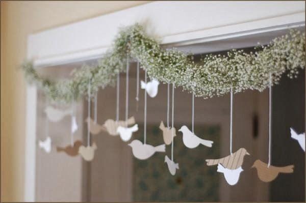 Decoração simples recepção em casa ~ Casa Comida e Roupa de Marca.