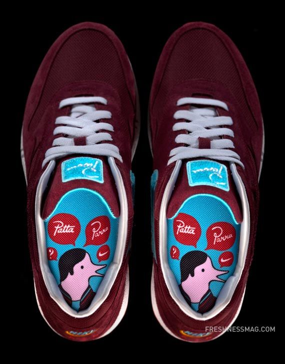 new product d6e81 165ae Parra x Patta x Nike Air Max 1 TZ Release Info   Clothes and such I