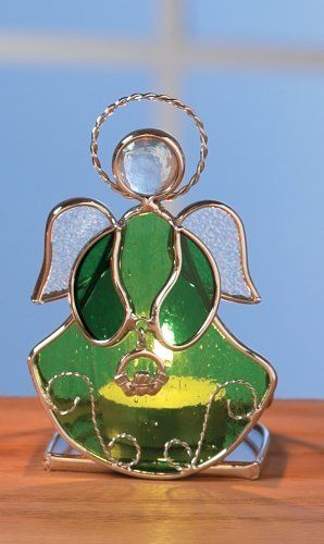 Irish Angel Stained Glass Candle Holder by Banberry Designs, http://www.amazon.com/dp/B00CKYGSW8/ref=cm_sw_r_pi_dp_gp9lsb1AF3QGP