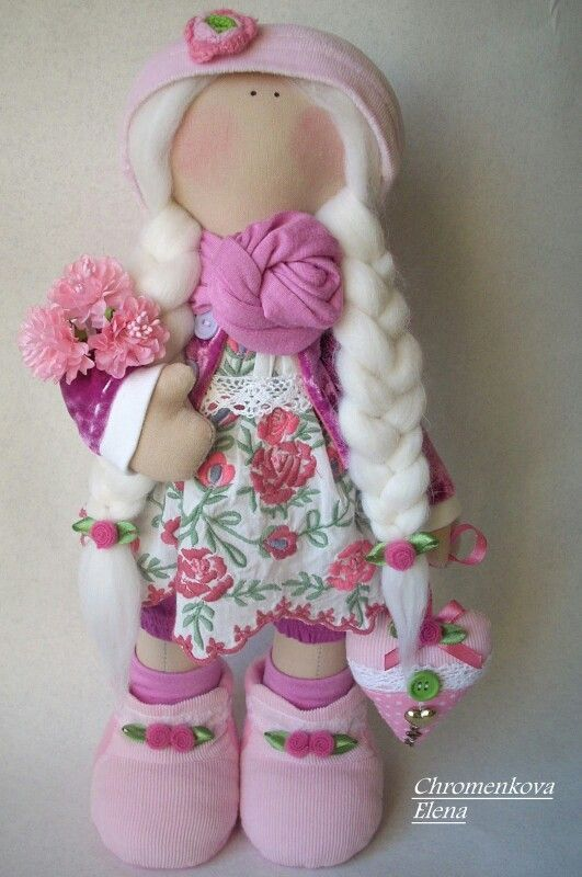 cloth doll pattern