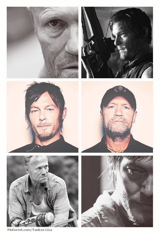Daryl Dixon & Merle, The Walking Dead