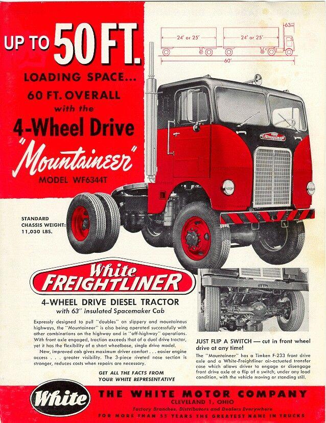 345 best Trucks images on Pinterest | Vintage trucks, Big trucks and ...