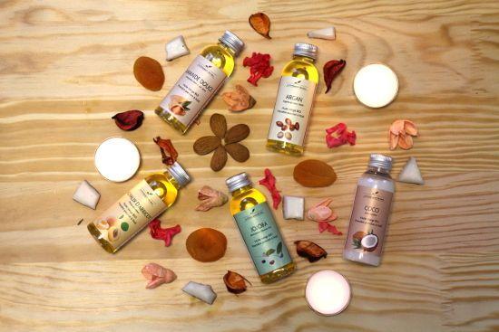 Offrez à vos proches un cadeau originale grâce à notre Box Découverte qui lui permettra de découvrir l'utilisation des huiles végétales en aromathérapie ou en cosmétique.