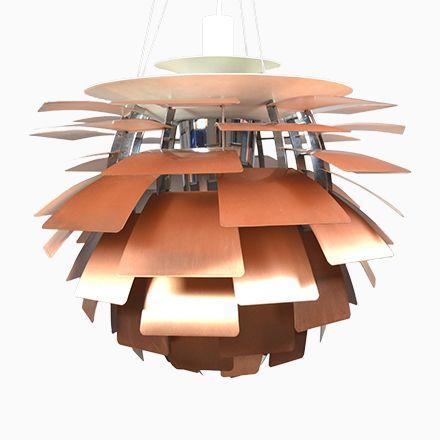 Mid-Century PH Zapfen Kupferlampe von Poul Henningsen für Louis Poulse... Jetzt bestellen unter: https://moebel.ladendirekt.de/lampen/deckenleuchten/deckenlampen/?uid=94443a82-1db8-52dd-948e-f249d2eed170&utm_source=pinterest&utm_medium=pin&utm_campaign=boards #deckenleuchten #lampen #deckenlampen