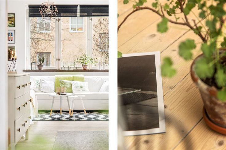Amenajare veselă într-o garsonieră de numai 33 m² | Jurnal de design interior